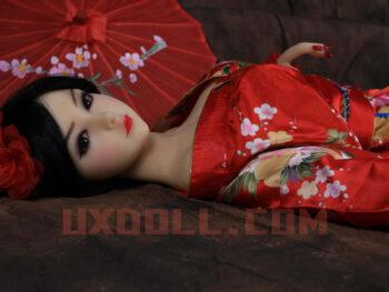 100CM Japanese D-CUP Mini Sex Doll Chou