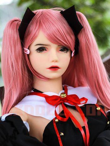 Anime 148CM B-CUP Sex Doll