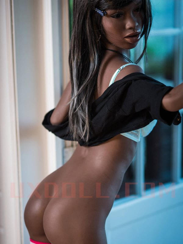 Teresa A-CUP 168CM Black Sex Doll