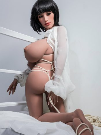 WM Doll Huge Tits 148CM Sex Doll Head 126
