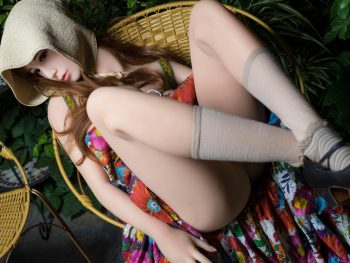 WM Doll 163CM Lovely Sex Doll Head #45