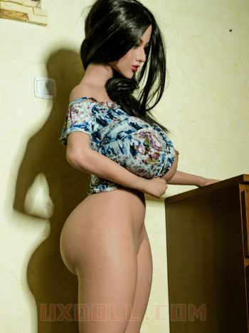 Jasmine H-Cup Big Boobs Sex Doll 160CM