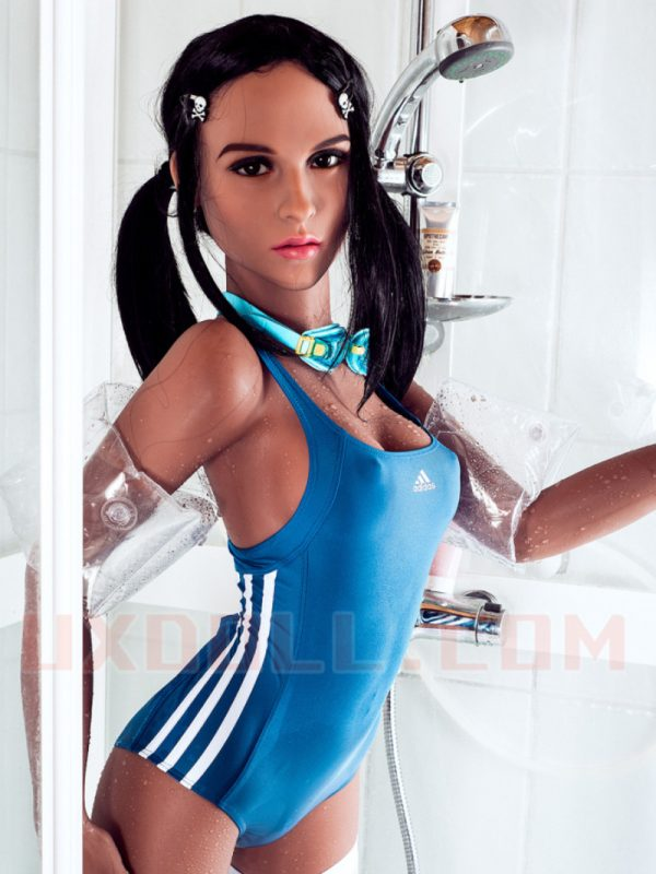 Anne 157CM B-cup Small Chest Sex Doll