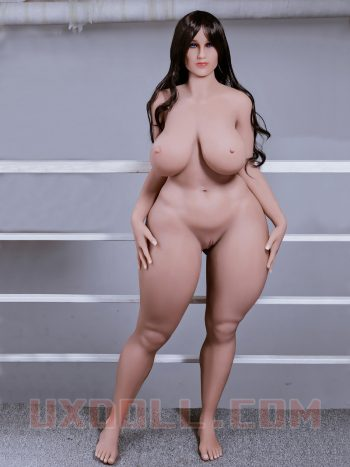 157CM BBW Chubby Fat Sex Doll