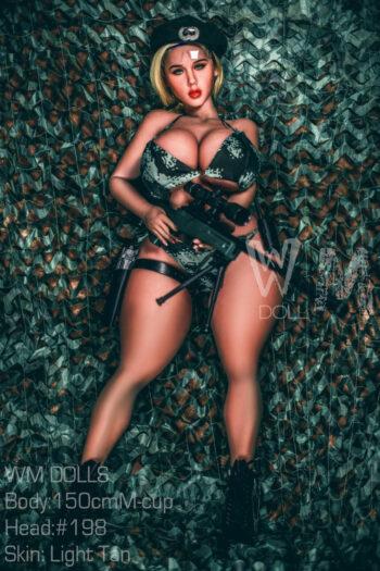 WM Doll 150CM Sex Doll #198