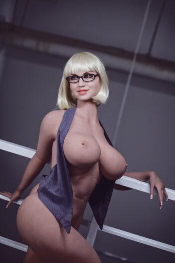 WM Doll 163CM Sex Doll Head #195