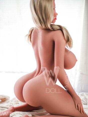 WM Doll 173CM Sex Doll Head #162