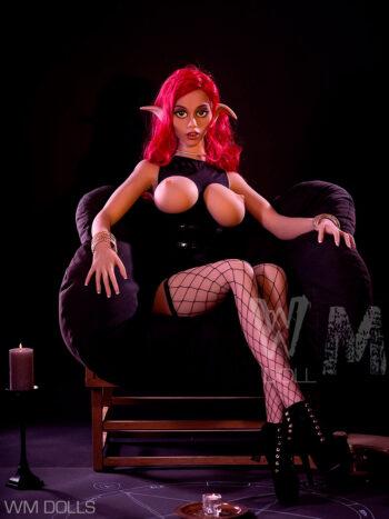 WM Doll 171CM Sex Doll Head #302